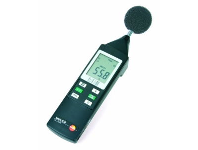 Sound Level Meter Hire
