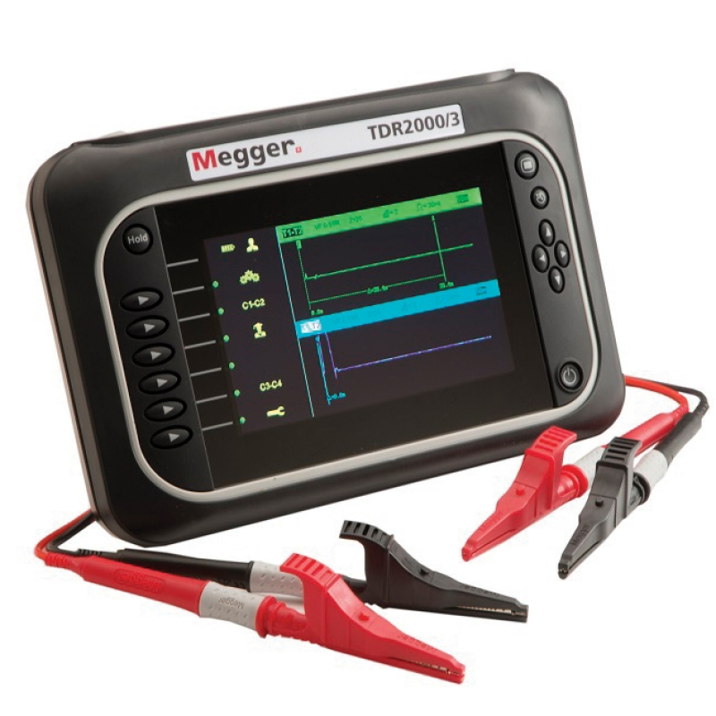 Megger Cable Fault Locator : Hire cable fault locator in stock now